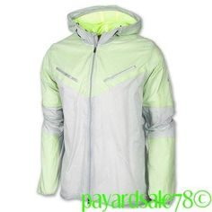Nike Regular Size Clothing for Men Running Jacket, Cool Things To Buy, Stuff To Buy, Nike Running, Mens Xl, Nike Jacket, Nike Men, Hooded Jacket, Hot