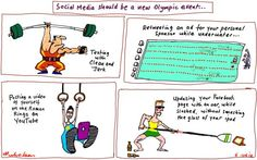 Olympic athletes addicted to Social Media new event Australian Politics, Social Games, Olympic Athletes, You Youtube, Olympics, Addiction, Geek Stuff, Social Media, Ads