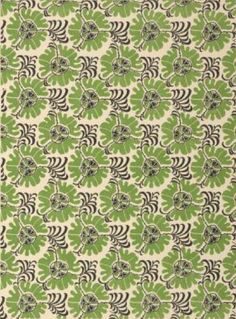 Pattern design by Henri Gillet, Nouvelles fantasies décoratives.