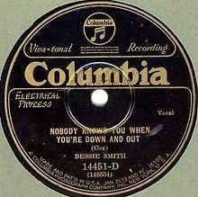 Nobody Knows You When You're Down and Out - Wikipedia, the free encyclopedia