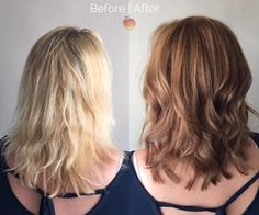 Before and After Blonde to Summer Brunette Holding onto sun kissed lights amongst beautiful darkest golden blondes and lightest golden brunette tones. Creating depth and adding healthy shine ❤️ Using @wellahair and dried with @dysonhair #nofilter #hairstylist #sessionstylist #colorist #colourist #hairmakeover #makeover #beforeandafter #lighttodark #wellahair #dysonhair @dyson #love #lovecolour #hairobsessed #hairaddict #handpainted #balayage See this Instagram photo by @peachystylist