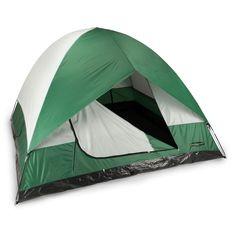 Stansport El Capitan 2-Pole Dome Tent - 6 Person - 737-100  sc 1 st  Pinterest & 2 Person Dome Tent 4u00276X7u00276