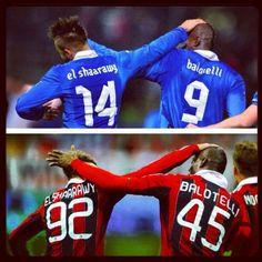 Balotelli & El Shaarawy