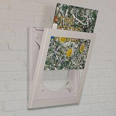 Art Vinyl Record Frame