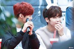 Wooshin & xiao