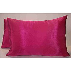 @Overstock - Liven up any living space with these bright and playfully colored bengaline pillows. This set of decorative pillows feature a soft touch and a gorgeous fashion-forward hue.  http://www.overstock.com/Home-Garden/Bengaline-Rectangle-Decorative-Pillow-Set-of-2/6115483/product.html?CID=214117 $48.99