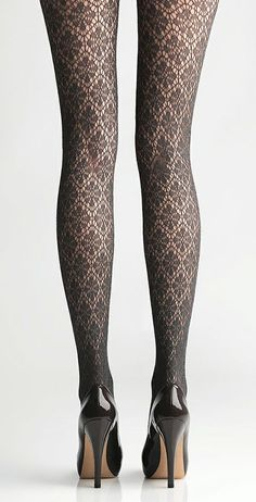 After Dark Duchess Lace Tights