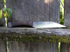 hand forged Viking Seax by oldetownsmithy on Etsy