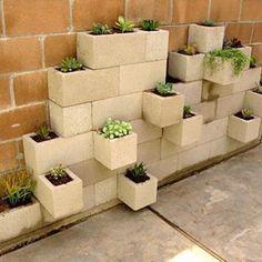 smart use of bricks ! AWESOME