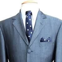polka dots for him Mohair Suit 1ddfd49f685