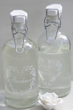 """Previous Pinner says, and I agree:  """"Love these! Pretty for a bathroom with candles glowing..."""""""