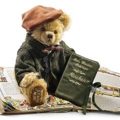 Hans Christian AndersenTeddy Bear by HERMANN-Coburg