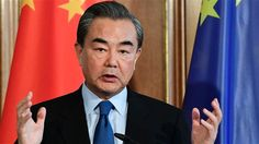 'Things can slip out of control,' China says of North Korea tensions. Chinese Foreign Minister Wang Yi said on Thursday that there was a danger that the situation could sharply escalate.  His warning comes amid heightened tensions on the Korean Peninsula. The US has sent a strike force, including a large aircraft carrier, to the region and has started installing an advanced missile system in South Korea. The North has been conducting military drills to signal that it is combat-ready.