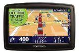 TomTom XXL 540TM 5-Inch Widescreen Portable GPS Navigator (Lifetime Traffic & Maps Edition)