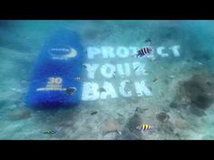 NIVEA SUN – Protect Your Back – The Undersea Billboard - YouTube  http://arcreactions.com/coke-get-50-million-facebook-fans-wasnt-one/