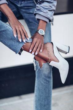The VivaLuxury   Mule Trend: Favorite Pairs to Wear Now