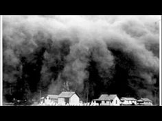 "Dust Bowl Documentary Uploaded by Jesse Price on Nov 19, 2007  Images of the Dust Bowl put to the music of Pete Bernhard's ""Straightline"" from his debut solo album ""Things I Left Behind""  Category:  Music  License:  Standard YouTube License"