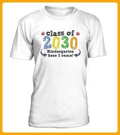 Class Of 2030 Kindergarten Here I come - Shirts für freundin mit herz (*Partner-Link)