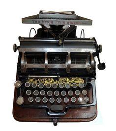 (1891) fitch british  #fitchbritish #british #typewriter #antique #antiquetypewriter # fitch
