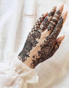Pretty Henna Designs, Finger Henna Designs, Arabic Henna Designs, Modern Mehndi Designs, Mehndi Design Photos, Mehndi Designs For Fingers, Beautiful Mehndi Design, Latest Mehndi Designs, Mehndi Designs For Hands