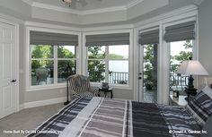The Jasper Hill House Plan - Bedroom