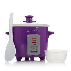 Lorena Bella Small Rice Cooker Purple
