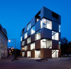 NK Office Building, Graz, Austria - Thomas Pucher Design Solutions
