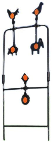 Gamo Spinner Target 6 Spinners ** Be sure to check out this awesome product. (This is an affiliate link) #AirsoftToolsAccessories