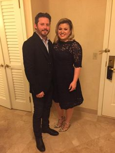 Kelly Clarkson and Brandon Blackstock they were going to Reba Mcentire birthday party
