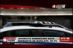 Joven de origen Dominicana mata a su hermanita de varias puñaladas en el estado de Maryland, USA