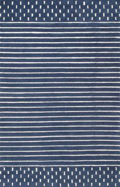 Hand Loomed Marlowe Stripes Rug