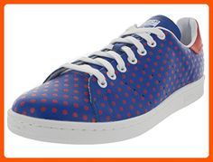 Adidas Men\u0027s PW Stan Smith SPD Originals Blubir/Red/Ftwwht Casual Shoe 8.5  Men