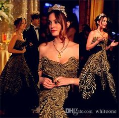 The Definitive Ranking of the Best TV Prom Dresses | Gossip girl ...