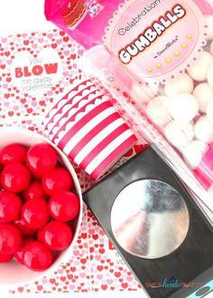 Free Valentine Gift Tag - Shes {kinda} Crafty