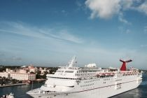 Carnival Ecstasy cruise ship picture