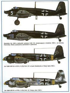 Henschel Hs 129A variants