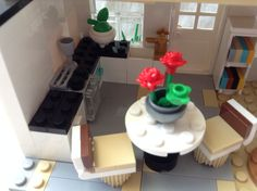 Cute Lego kitchen