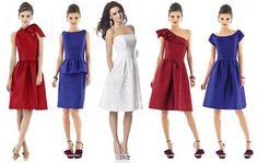 Bridesmaid Looks & Ideas