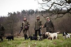 Purdey, The Classic English Country Look