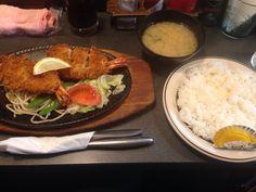 Lunch in Tachiaigawa