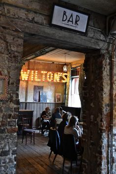 Wilton's Music Hall. Londres