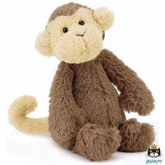 Jellycat uit Londen maakt hoge kwaliteit knuffels met een geheel eigen stijl. Zonder twijfel, swerelds zachtste knuffels! Geraffineerde, onweerstaanbare ontwerpen van zacht speelgoed aantrekkelijk voor jong en oud. Jellycat creaties zijn verrukkelijk om te geven en dierbaar om vast te houden.