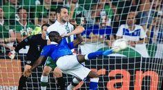 Balotelli makes it 2 against Ireland Euro 2012