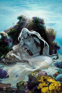 fantasy art couple | fantasy couple | Tumblr