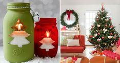 Enfeites de Natal: 4 Ideias para Decorar sua Sala | Revista Artesanato