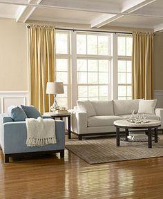 Phoebe Fabric Living Room Furniture Sets & Pieces - Living Room Furniture - furniture - Macy's