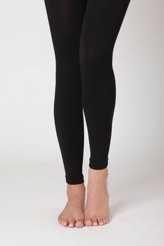 Fleece-Lined Leggings. I would have killed for a pair of these when I lived in Chicago!
