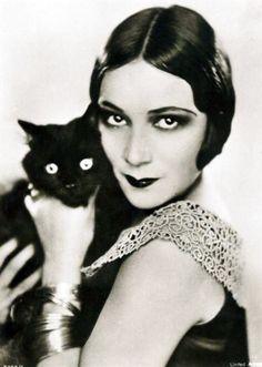 Dolores Del Rio c. 1920's