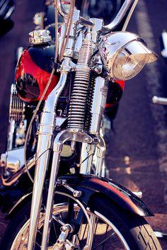 Harley Davidson by Staszak Fabrice