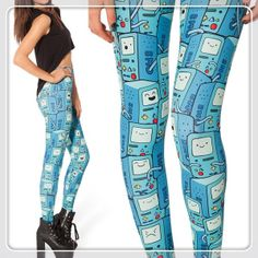 "LIMITED HOT ! Wholesale New Fashion 2014 fitness Women Space Print Leggings ""black milk style ""BMO HWMF LEGGINGS Plus Size $21.98"